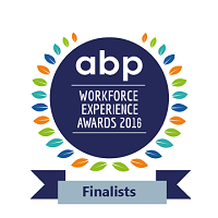 Finalist Workforce Experience awards 2016