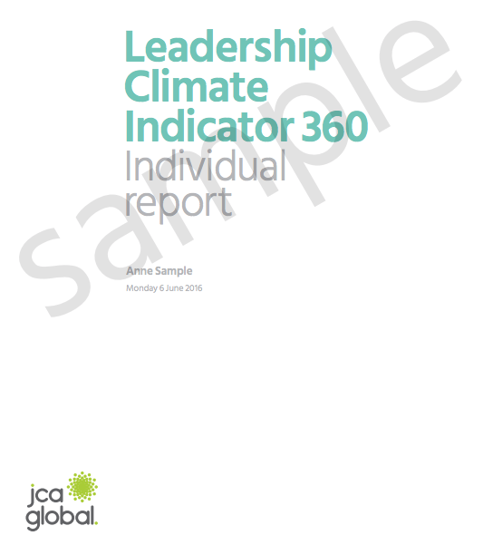LCI 360 report