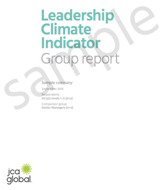 LCI Group report
